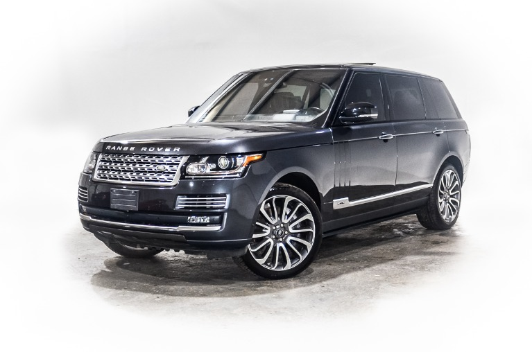 Used 2016 Land Rover Range Rover Autobiography LWB for sale $75,995 at Car Xoom in Marietta GA