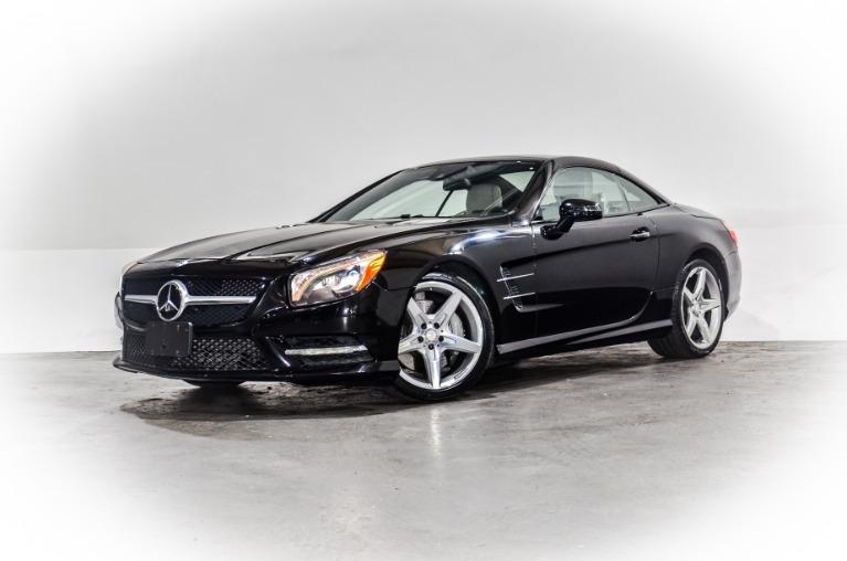 Used 2014 Mercedes-Benz SL-Class SL 550 for sale $45,495 at Car Xoom in Marietta GA
