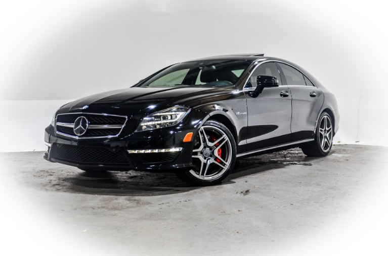 Used 2014 Mercedes-Benz CLS CLS 63 AMG S-Model for sale $48,495 at Car Xoom in Marietta GA